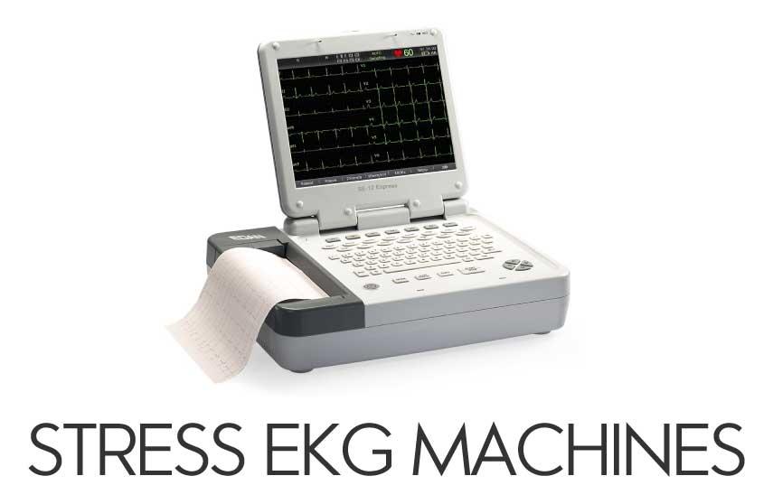 stress-ekg-machines